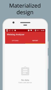 Metatag Analyzer imagem de tela 3