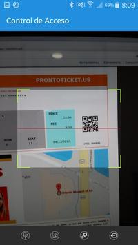 Prontoticket QR screenshot 4