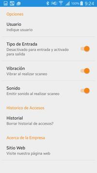 Prontoticket QR screenshot 2