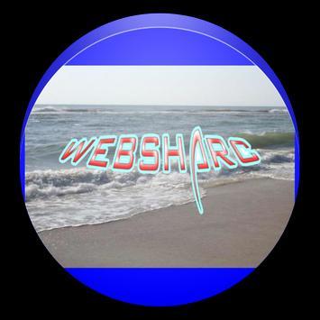 Web Sharc poster