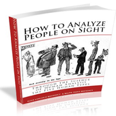 How to Analyze People on Sight By Elsie Lincoln B. icon
