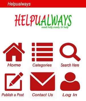 Helpualways apk screenshot