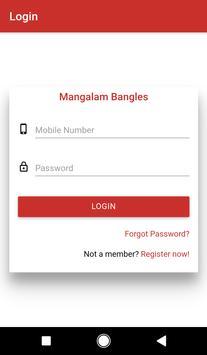 Mangalam Bangles poster