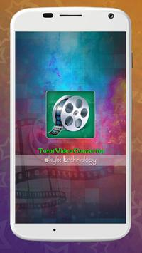 Total Video Converter screenshot 1