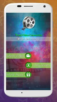 Total Video Converter screenshot 2