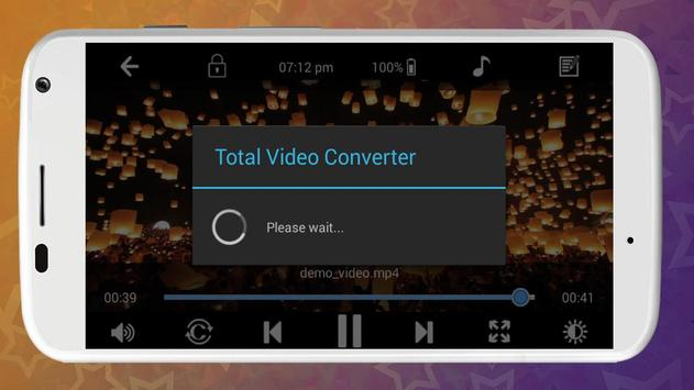 Total Video Converter screenshot 6