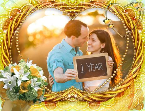 Anniversary Photo Frame APK Download - Free Photography APP for ...