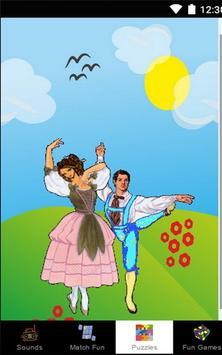 Ballet Dance Games For Kids poster