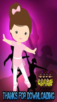 Ballet Dance Games For Kids apk screenshot