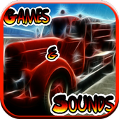 Monster Truck Games: Free icon