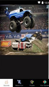 Monster Truck Games: Free screenshot 11