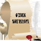 O'zbek she'riyati icon