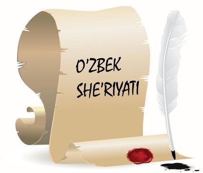 O'zbek she'riyati apk screenshot