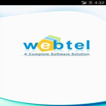 Webtel Alerts poster