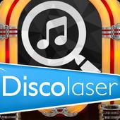 Disco Laser Jukebox Buscador icon
