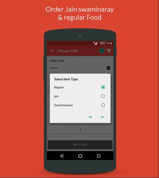 WebTreats-Get Food Online screenshot 2