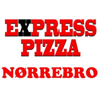 Express Pizza Nørrebro poster