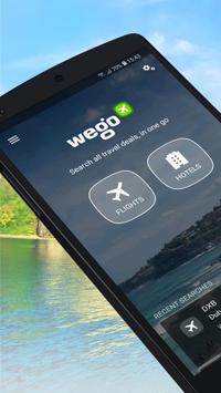 Wego Flights & Hotels poster