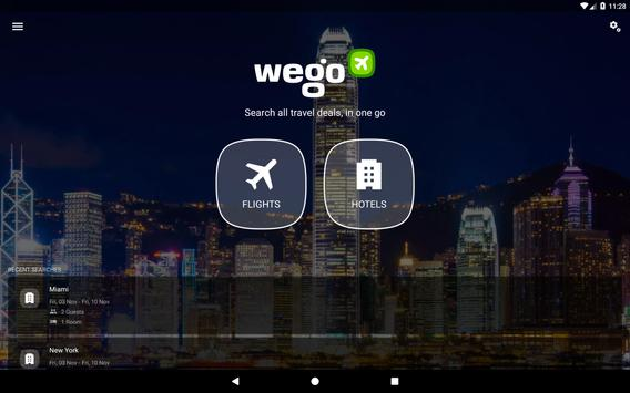 Wego Flights & Hotels screenshot 11