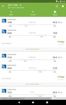 Wego Flights & Hotels screenshot 14