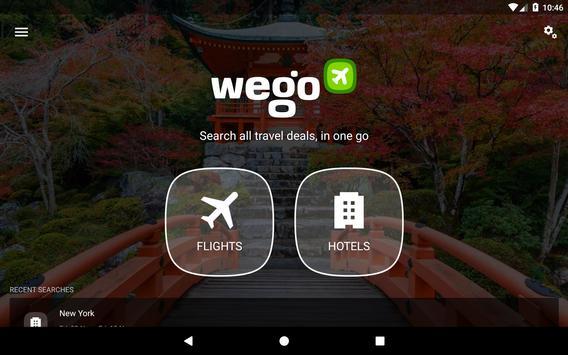 Wego Flights & Hotels screenshot 18
