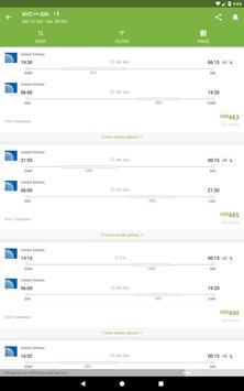 Wego Flights & Hotels screenshot 7