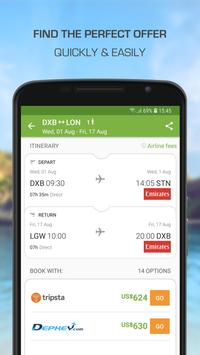 Wego Flights & Hotels apk स्क्रीनशॉट