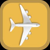 We Go Flights icon