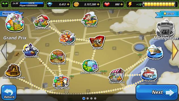 RE-VOLT 2 : MULTIPLAYER captura de pantalla 2