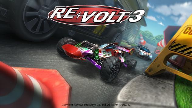Re-Volt 3 poster
