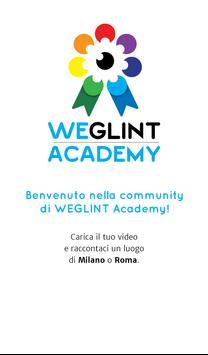 WeGlint Academy poster
