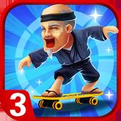 Crazy Grandpa 3 icon