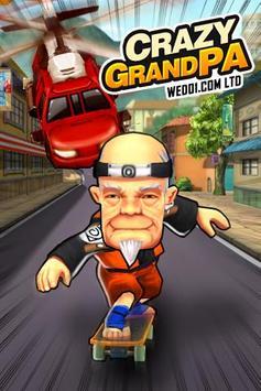 Crazy Grandpa 3 poster