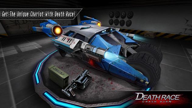 Death Race:Crash Burn screenshot 4