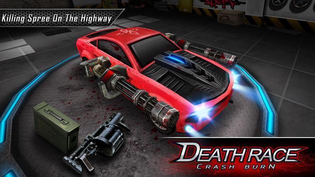 Death Race:Crash Burn screenshot 2
