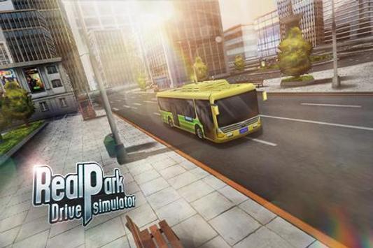 Real Park : Drive Simulator poster