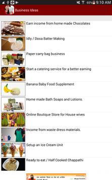 Business Ideas for Women apk screenshot