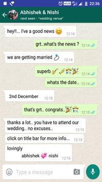 Abhishek weds Nishi screenshot 1