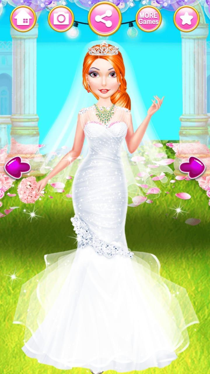 Wedding Dress Up Game Fashion Games For Girls For Android Apk Download