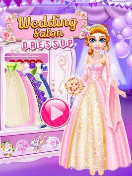 Bridal Wedding Salon Dress Up screenshot 4