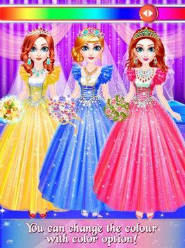 Bridal Wedding Salon Dress Up screenshot 3
