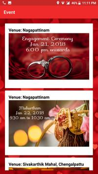 Wedding Invitation - Invite Your Loved Ones screenshot 2