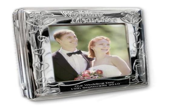Wedding Photo Frame poster