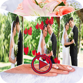 Wedding Photo Video With Music icon