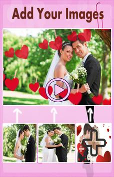 Wedding Photo Video With Music poster
