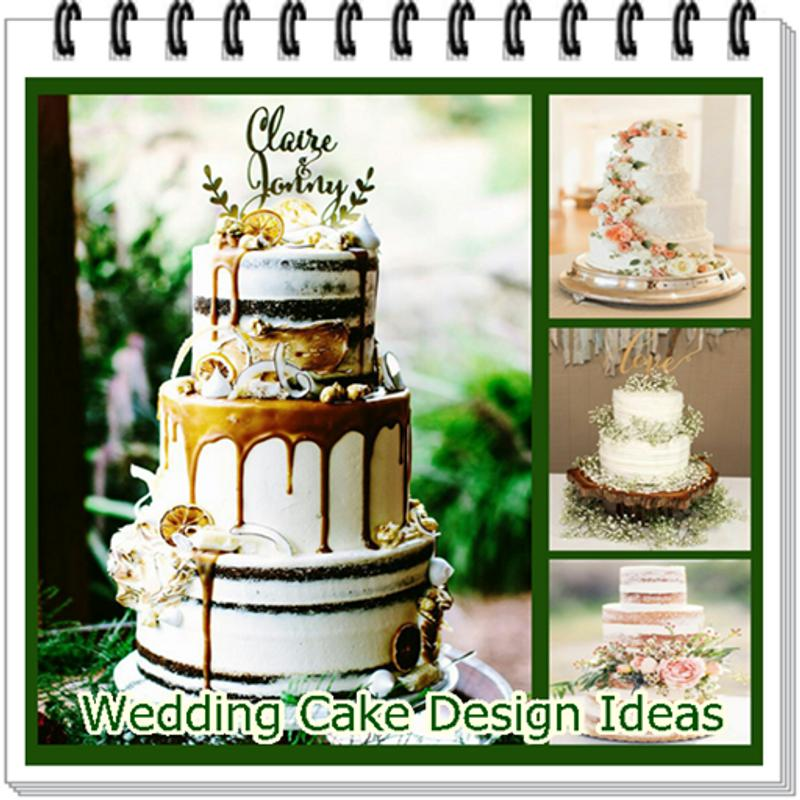 Wedding Cake Design Free Download : Wedding Cake Design Ideas APK Download - Free Books ...