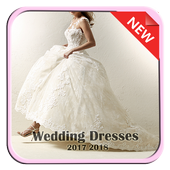 700+ Latest Wedding Dresses Designs 2017/2018 icon
