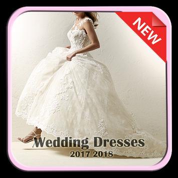 700+ Latest Wedding Dresses Designs 2017/2018 poster