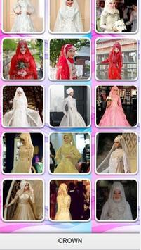 Wedding Dress Hijab apk screenshot