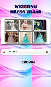 Wedding Dress Hijab screenshot 1